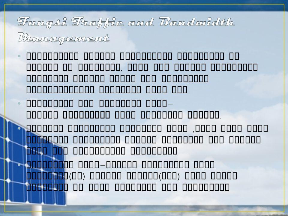 Pembatasan Transfer DataPembatasan Transfer Data Alogaritma PenjadwalanAlogaritma Penjadwalan Pembagian Secara MerataPembagian Secara Merata Pembagian dengan Memberikan Paket ( Limiter )Pembagian dengan Memberikan Paket ( Limiter )