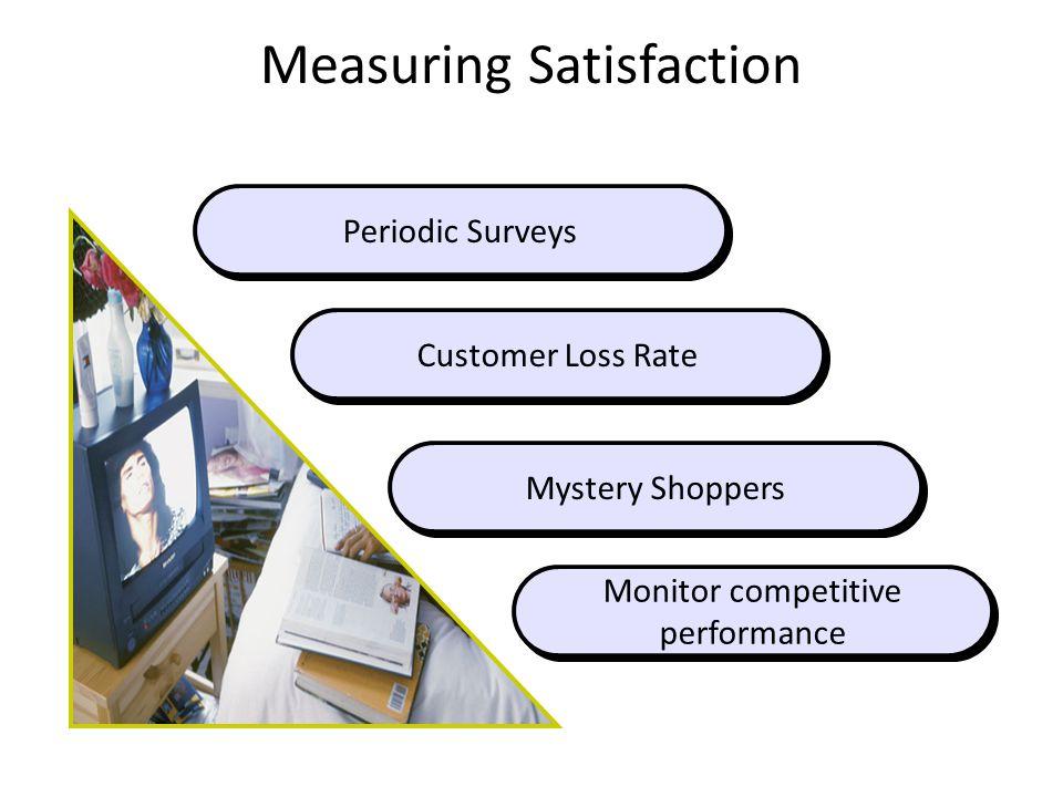 Manfaat program kepuasan pelanggan 1.Respon tehadap produsen berbiaya rendah persaingan yang ketat ditandai dengan overcapacity dan oversupply yang menyebabkan pemotongan harga.