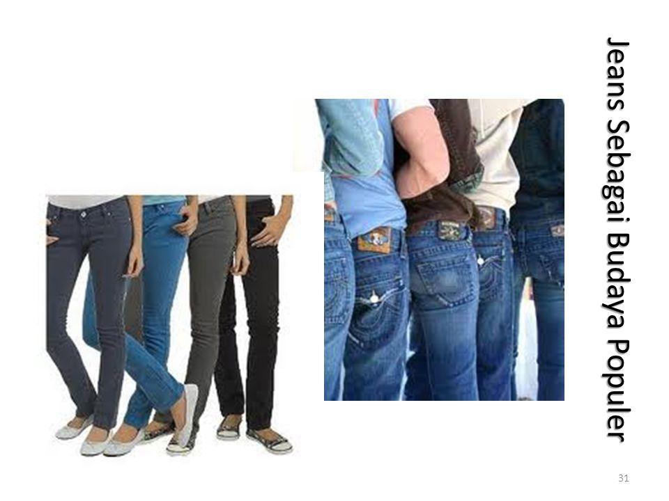Jeans Sebagai Budaya Populer 31
