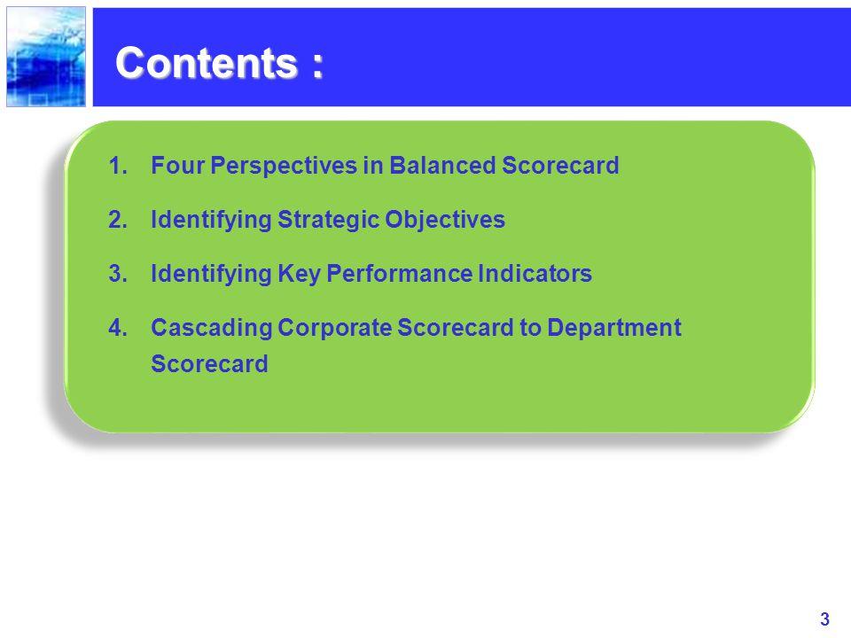 14 Balanced Scorecard Identifying Defining Measuring Monitoring Reporting Key Performance Indicators Companystrategy Vision Mission Strategy Balanced Scorecard