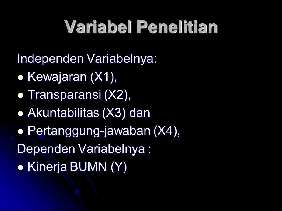 Pengukuran variabel Independen Keseluruhan variabel Independen diukur melalui kuesioner dengan menggunakan skala semantik diferensial [SD] dengan rentang kontium sangat positif hingga sangat negatif.