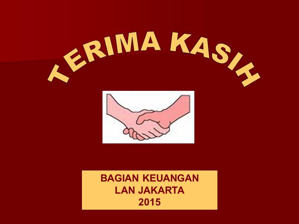 BAGIAN KEUANGAN LAN JAKARTA 2015