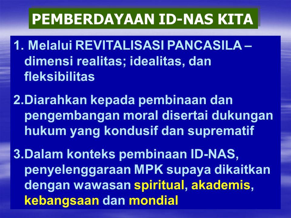 PEMBERDAYAAN ID-NAS KITA 1.