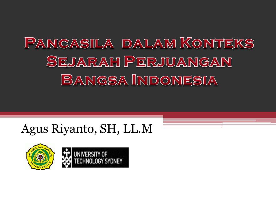 Perjuangan Mempertahankan dan Mengisi Kemerdekaan Indonesia Masa Revolusi Fisik Aturan Peralihan UUD 1945 ( Naskah Asli ), yang menentukan sebagai berikut Pasal I Panitia Persiapan Kemerdekaan Indonesia mengatur dan menyelenggarakan kepindahan pemerintahan kepada pemerintahan Indonesia.