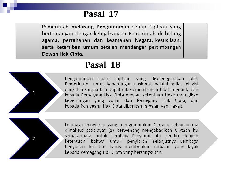 Kewajiban untuk menerjemahkan sebagaimana dimaksud pada ayat (1), dilaksanakan setelah lewat jangka waktu 3 (tiga) tahun sejak diterbitkannya Ciptaan