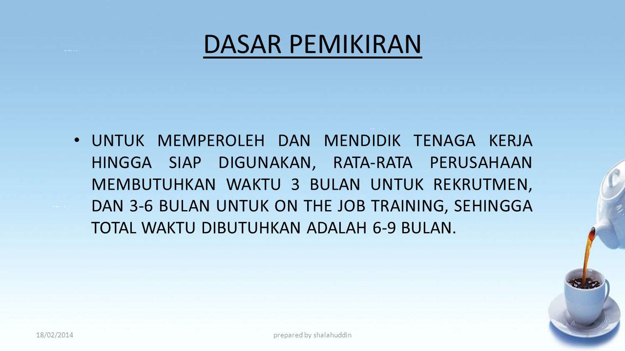 VISI DAN MISI VISI  Menjadi perusahaan penyedia tenaga kerja profesional paling kompetitif di Lampung. MISI  Menyediakan dan melatih tenaga kerja te