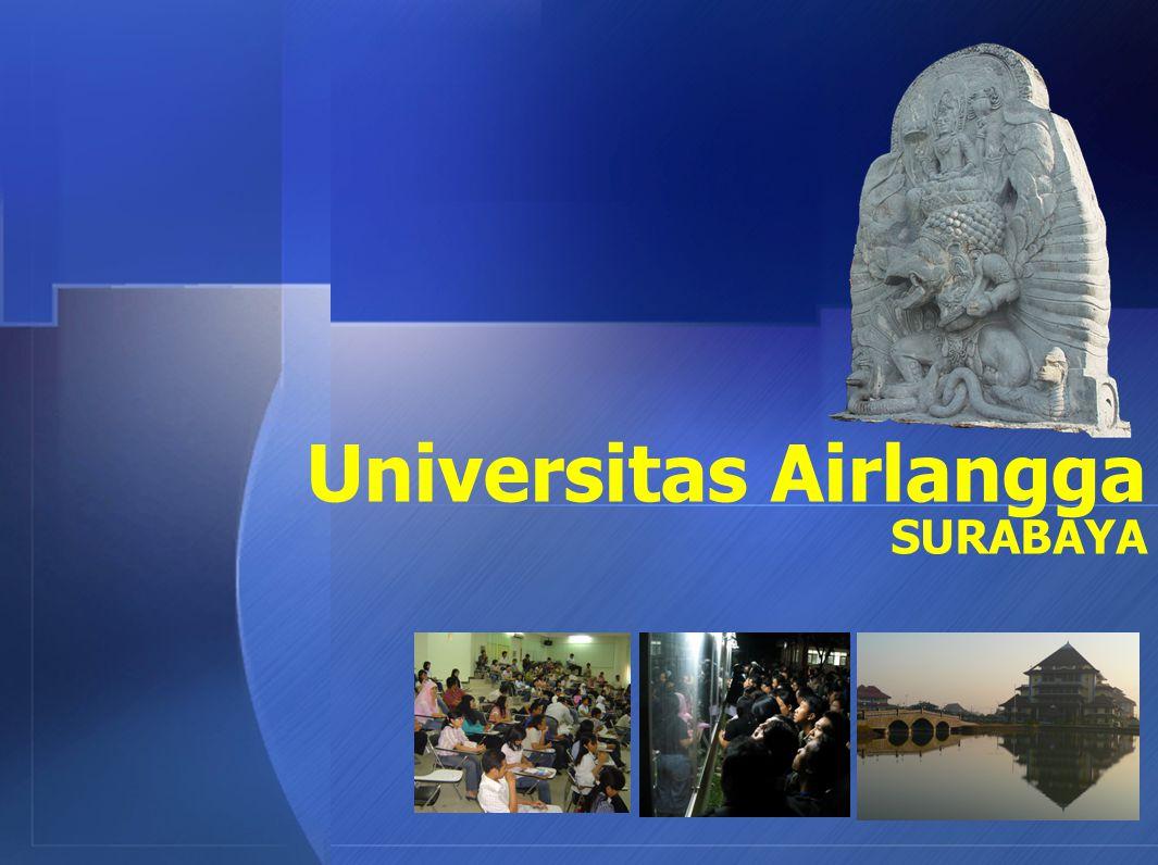 SURABAYA Universitas Airlangga