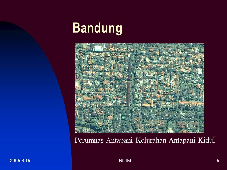 2005.3.15NILIM6 Bandung Perumnas Antapani Kelurahan Antapani Kidul