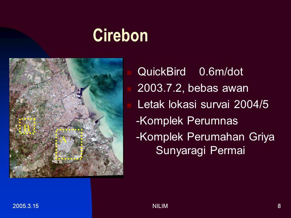 2005.3.15NILIM9 Cirebon
