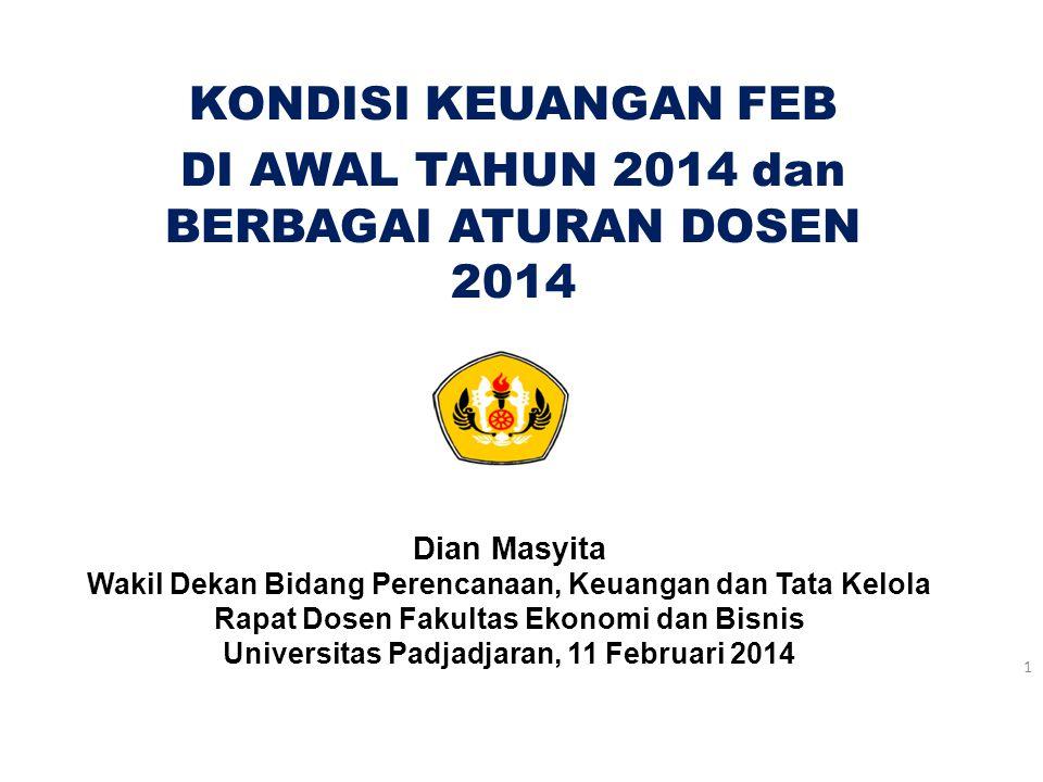 Terima kasih atas perhatian dan kerjasamanya Tim Keuangan WD 2 FEB Univ. Padjadjaran