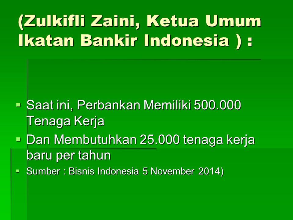 Dalam 1 tahun, 1000 dari 4000 karyawan Bank Mega Syariah hijrah ke bank lain.