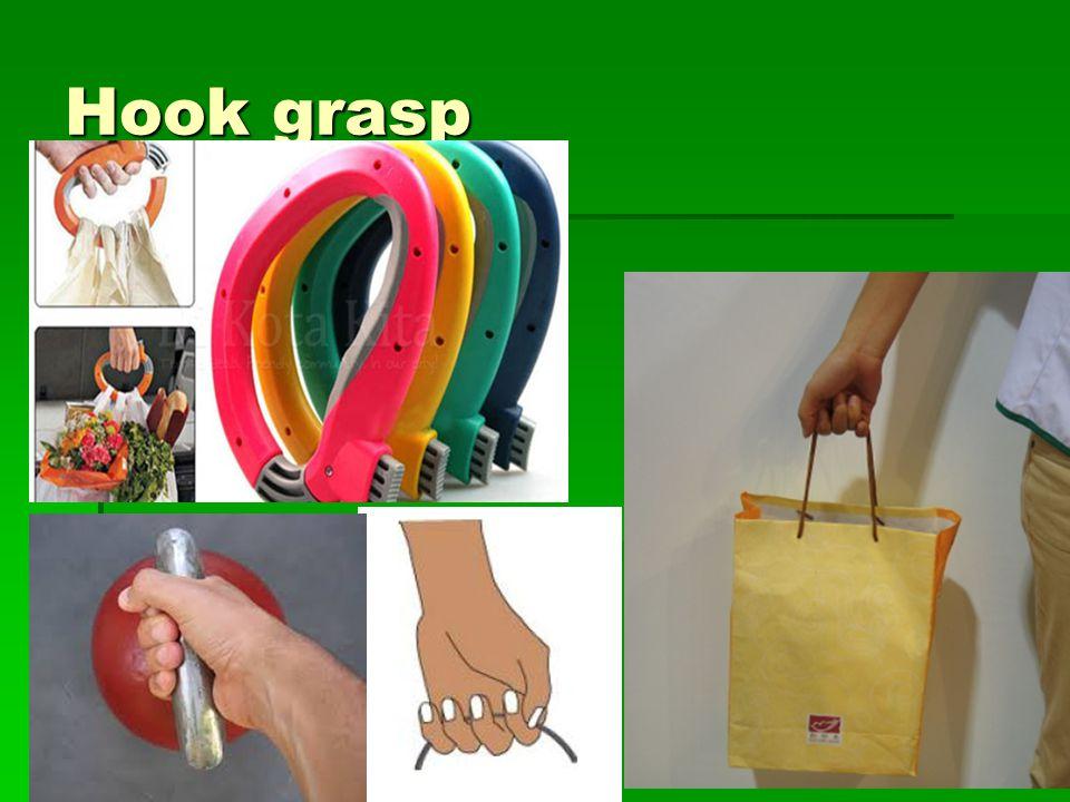 Hook grasp