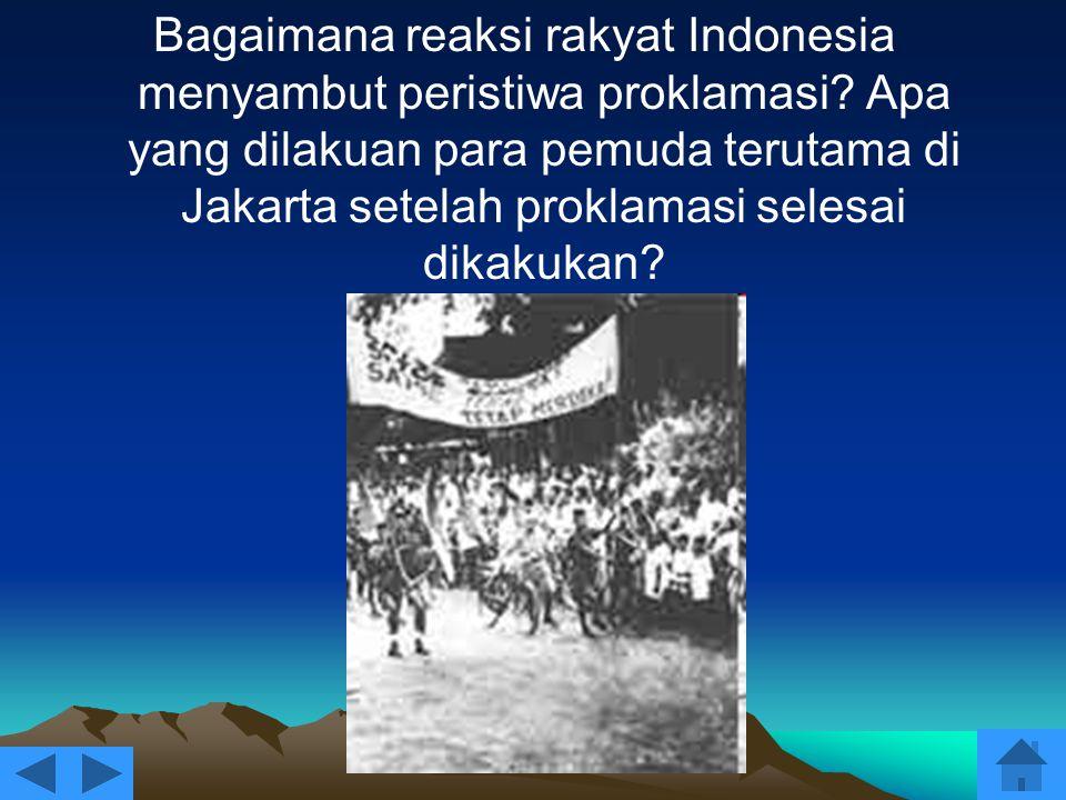 Peristiwa Arek-Arek Suroboyo merupakan salah satu bentuk ekspresi rakyat Indonesia dalam mempertahankan kemerdekaan Indonesia yang telah diproklamasikan.