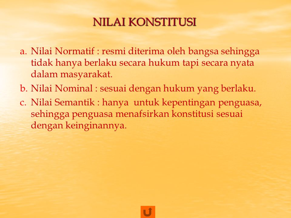 Makna Alinia Keempat a.M emuat fungsi negara yang sekaligus merupakan tujuan negara Indonesia.