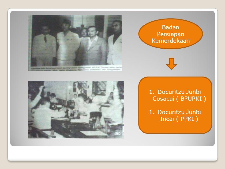 LATIHAN SOAL 1.Mengapa Jepang menjanjikan kemerdekaan terhadap Indonesia .