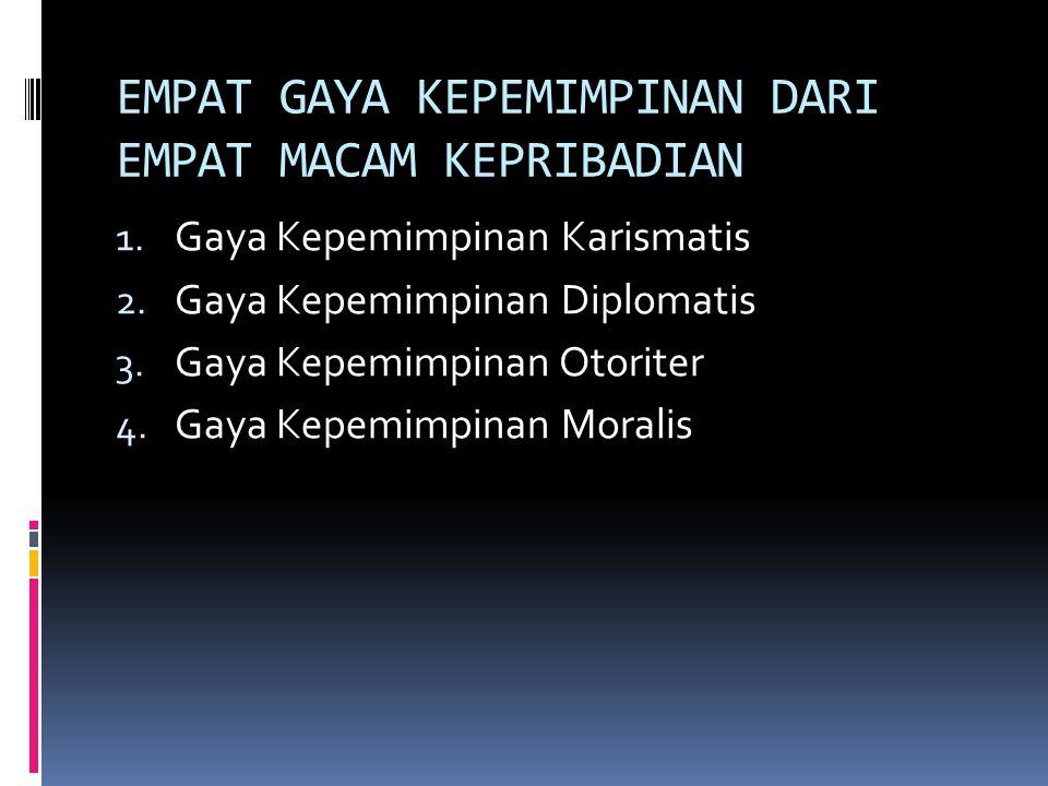 TEORI KEPEMIMPINAN 1.