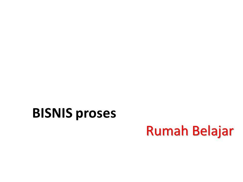 BISNIS proses Rumah Belajar