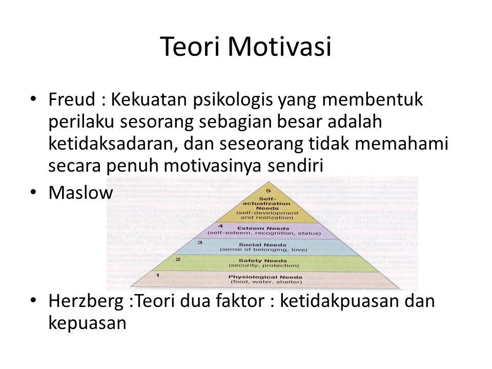 Psikologis Konsumen : Motivasi Motif : saat kebutuhan meningkat pada intensitas yang mendorong tindakan Motivasi mempunyai dua arah : – Pilihan tujuan