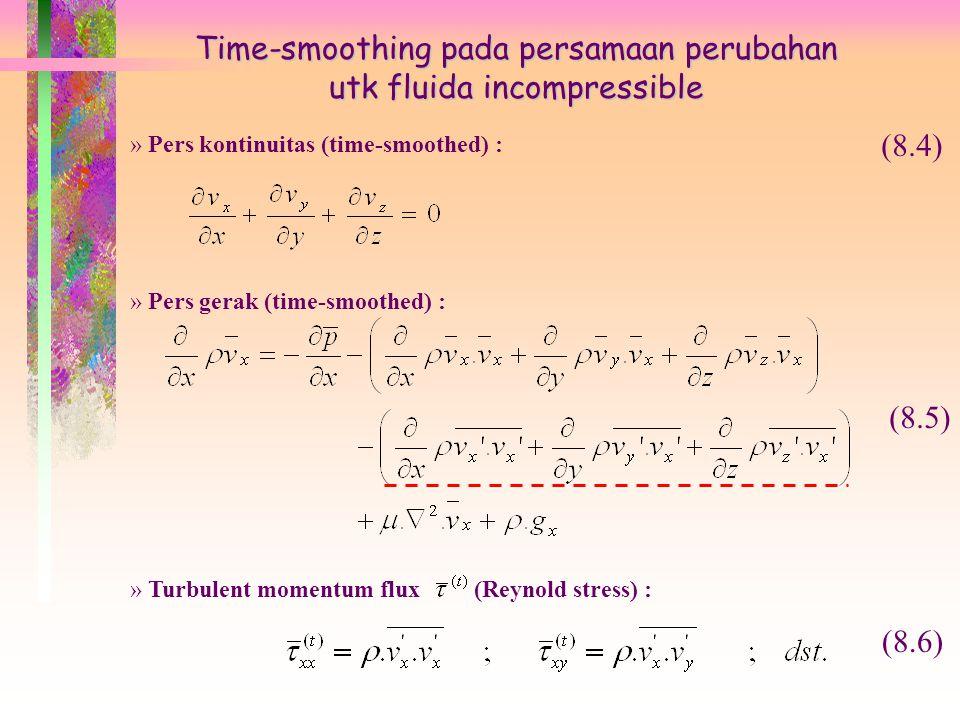 1.Prengle & Rothfus (1955): Re = 10 4 - 10 5 2.