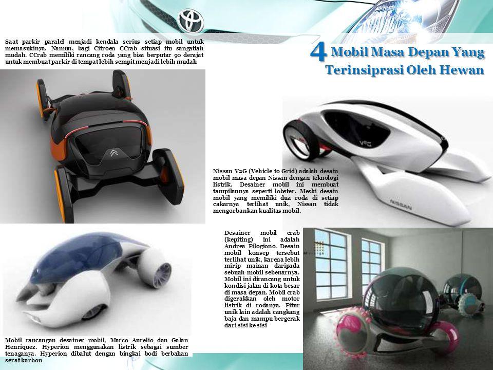 TMMIN Indonesia Mobil rancangan desainer mobil, Marco Aurelio dan Galan Henriquez.