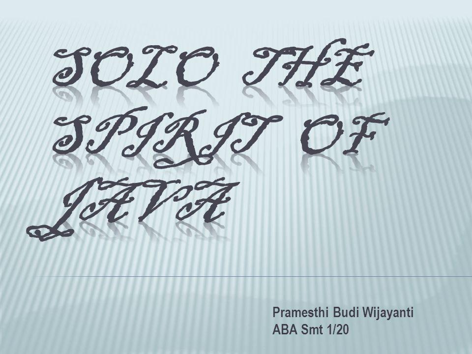 Pramesthi Budi Wijayanti ABA Smt 1/20
