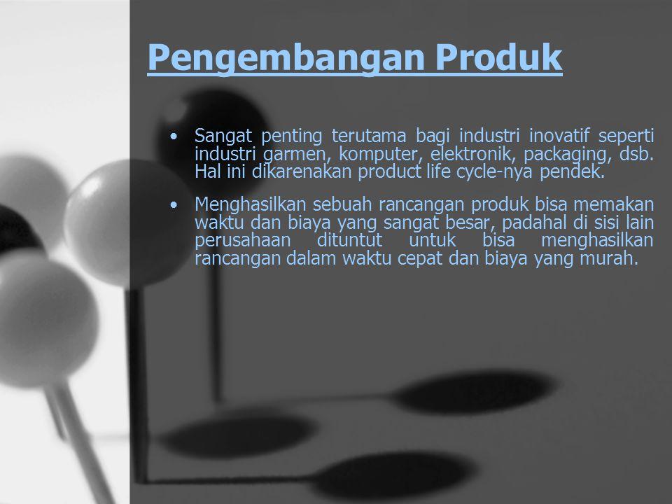 Area Cakupan SCM Bagian Cakupan kegiatan antara lain Pengembangan Produk Melakukan riset pasar, merancang produk baru, melibatkan supplier dalam peran