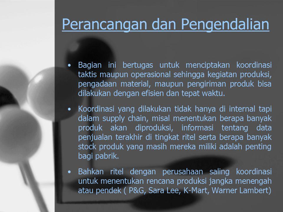 Pembelian (Procurement) Dituntut mempunyai keahlian bernegosiasi, memiliki kemampuan untuk menerjemahkan strategis perusahaan ke dalam system pemiliha