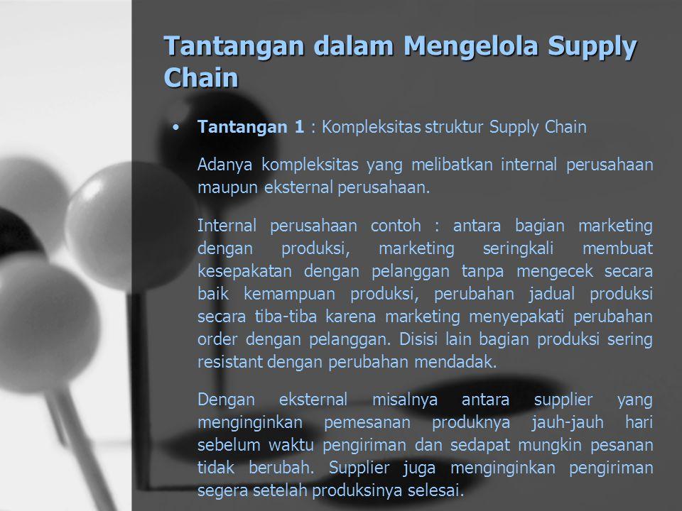Aktivitas FisikAktivitas mediasi pasar  sourcing (mencari bahan baku)  penyimpanan material/produk  distribusi / transportasi  pengembalian produk