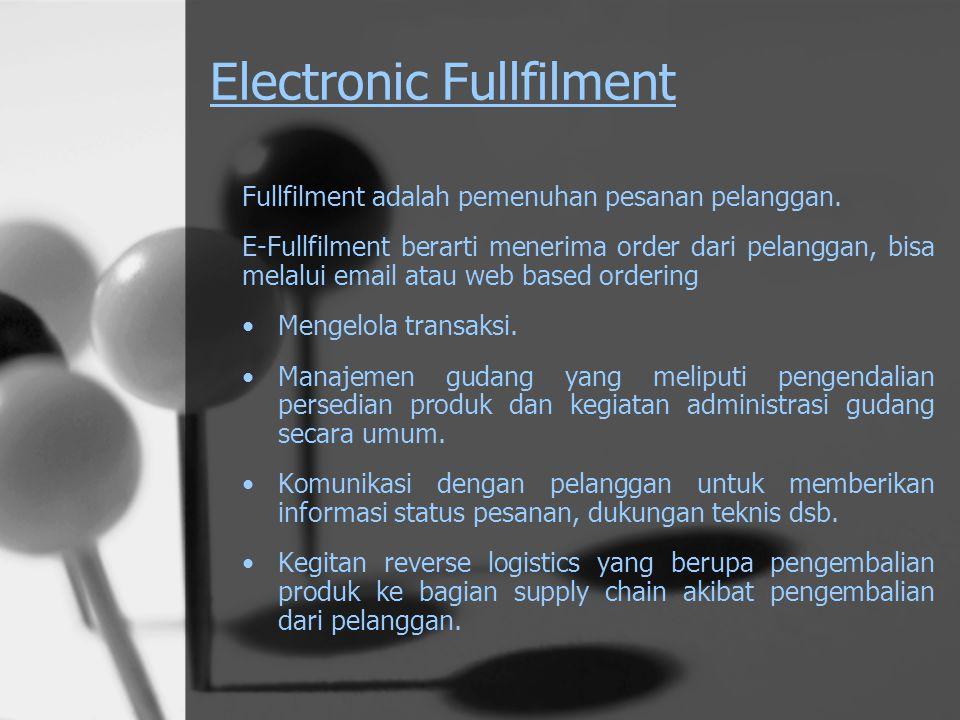 Electronic Procurement Salah satu model pengadaan yang mendukung hubungan jangka pendek adalah e-Auction yaitu suatu aplikasi untuk mendukung kegiatan