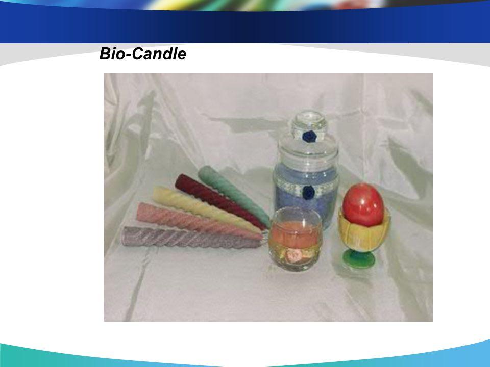 Bio-Candle Sumber : www.iopri.go.id