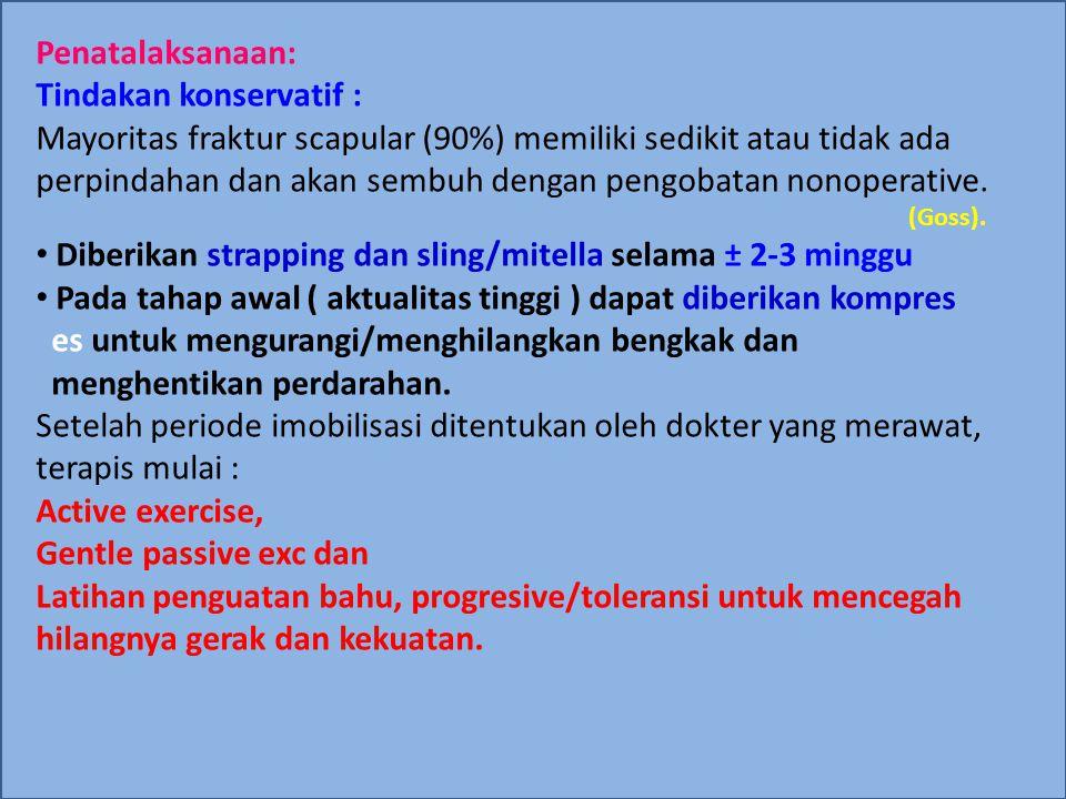 Modalitas Thermal dapat digunakan untuk mengontrol rasa sakit sebelum dan sesudah latihan (Braddom).