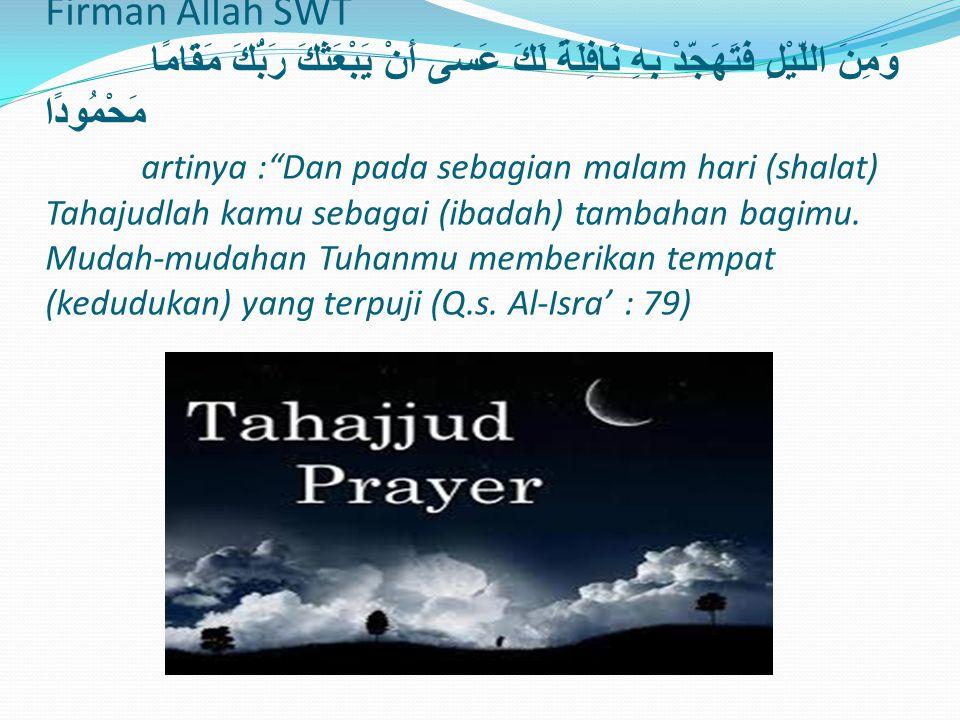 "Adapun Dalil Naqli Dari Macam"" Shalat sunnah munfarid 1. Nabi Muhammad Saw bersabda: إِذَا دَخَلَ أَحَدُكُمْ الْمَسْجِدَ فَلْيَرْكَعْ رَكْعَتَيْنِ قَب"