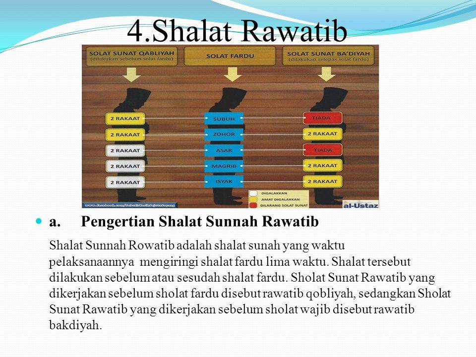 3. Shalat Dhuha a. Pengertian Shalat Dhuha Shalat Dhuha adalah shalat sunnah yang dilaksanakan pada pagi sampai siang hari. Dari setelah matahari agak