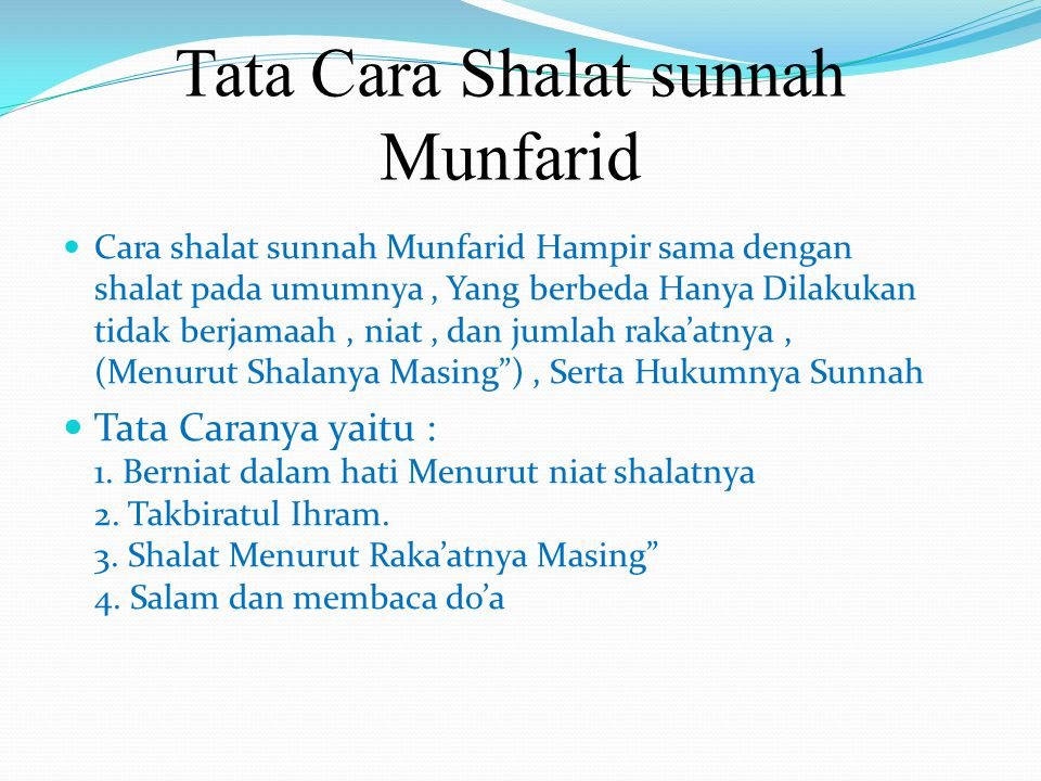 4.Shalat Rawatib a.
