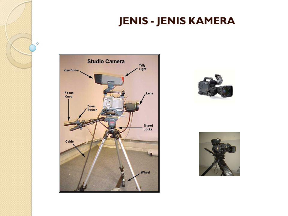 JENIS - JENIS KAMERA
