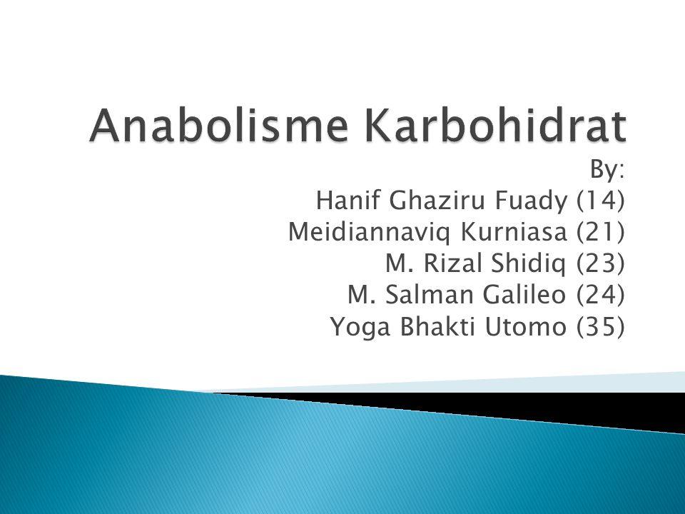 By: Hanif Ghaziru Fuady (14) Meidiannaviq Kurniasa (21) M. Rizal Shidiq (23) M. Salman Galileo (24) Yoga Bhakti Utomo (35)