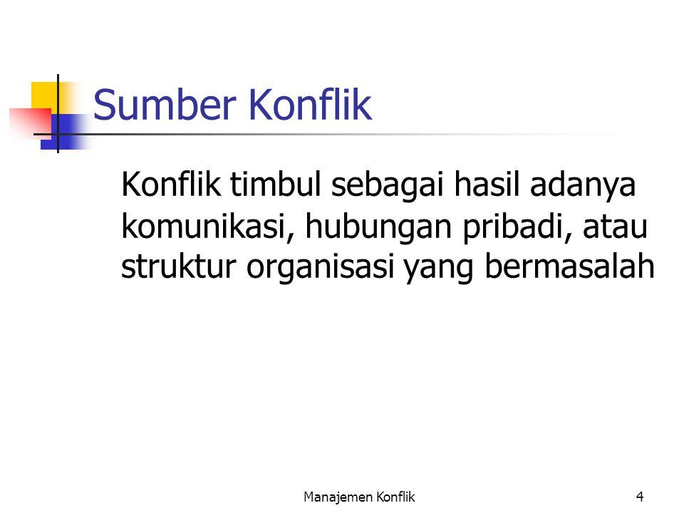 Manajemen Konflik15 4.