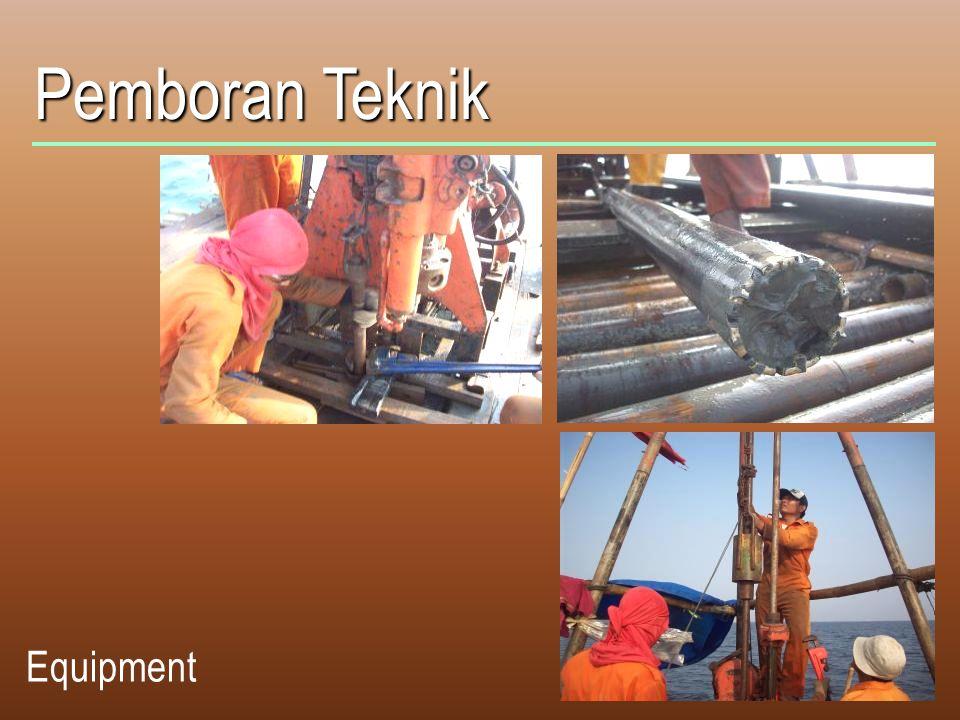 Pemboran Teknik Equipment