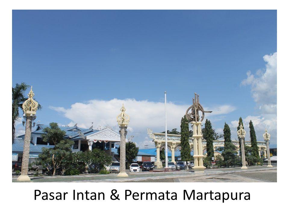 Pasar Intan & Permata Martapura