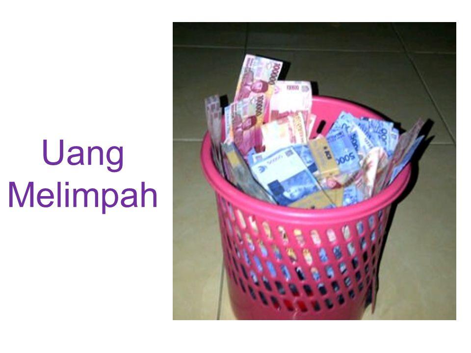 Uang Melimpah