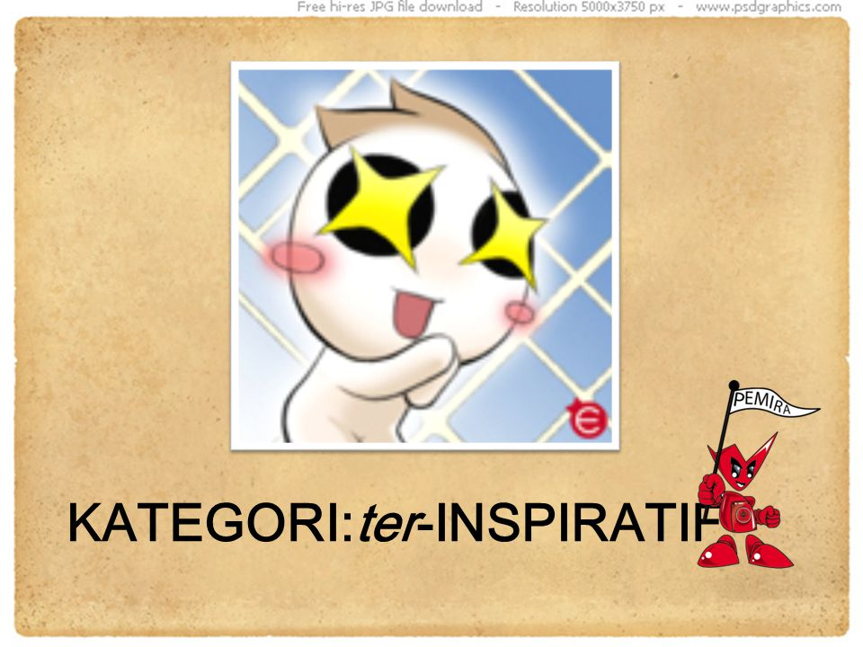 KATEGORI:ter-INSPIRATIF