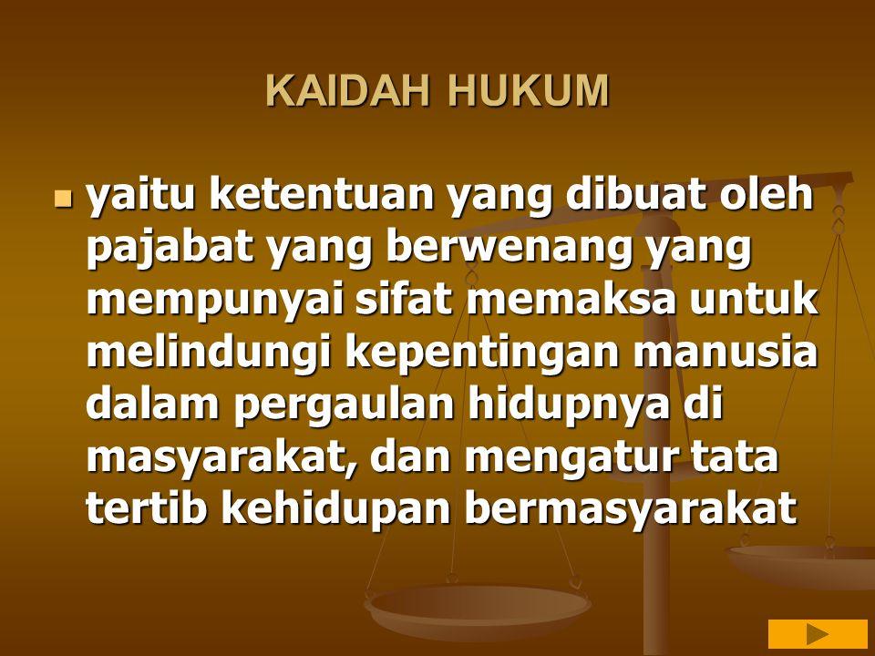 Kaidah kepercayaan bertujuan untuk mencapai suatu kehidupan yang beriman, sedangkan kaidah kesusilaan bertujuan agar manusia hidup berakhlak atau memp