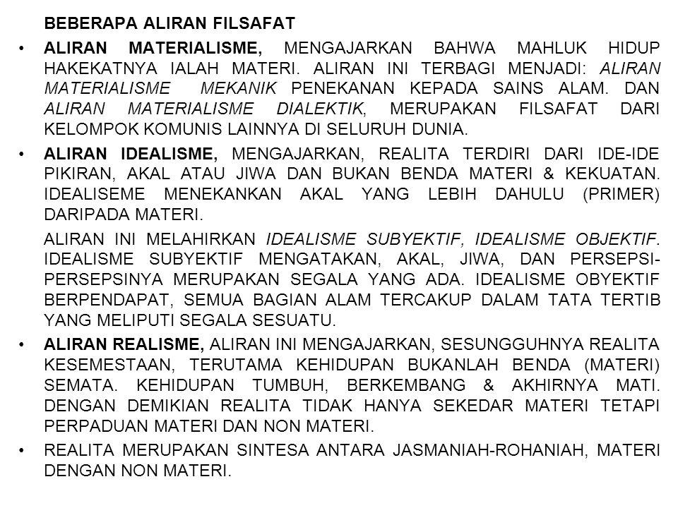 PANCASILA SEBAGAI SISTEM FILSAFAT PANCASILA ADALAH DASAR FILSAFAT, ASAS KEROHANIAN, IDEOLOGI NEGARA REPUBLIK INDONESIA.