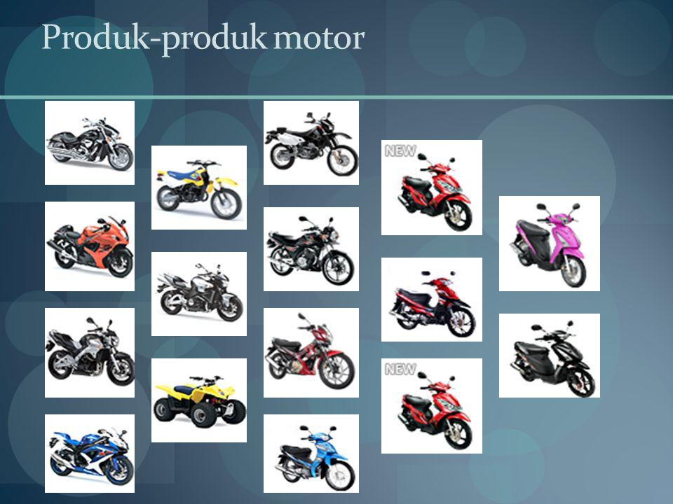 Produk-produk suzuki Outboard Motor Sepeda Motor Mobil