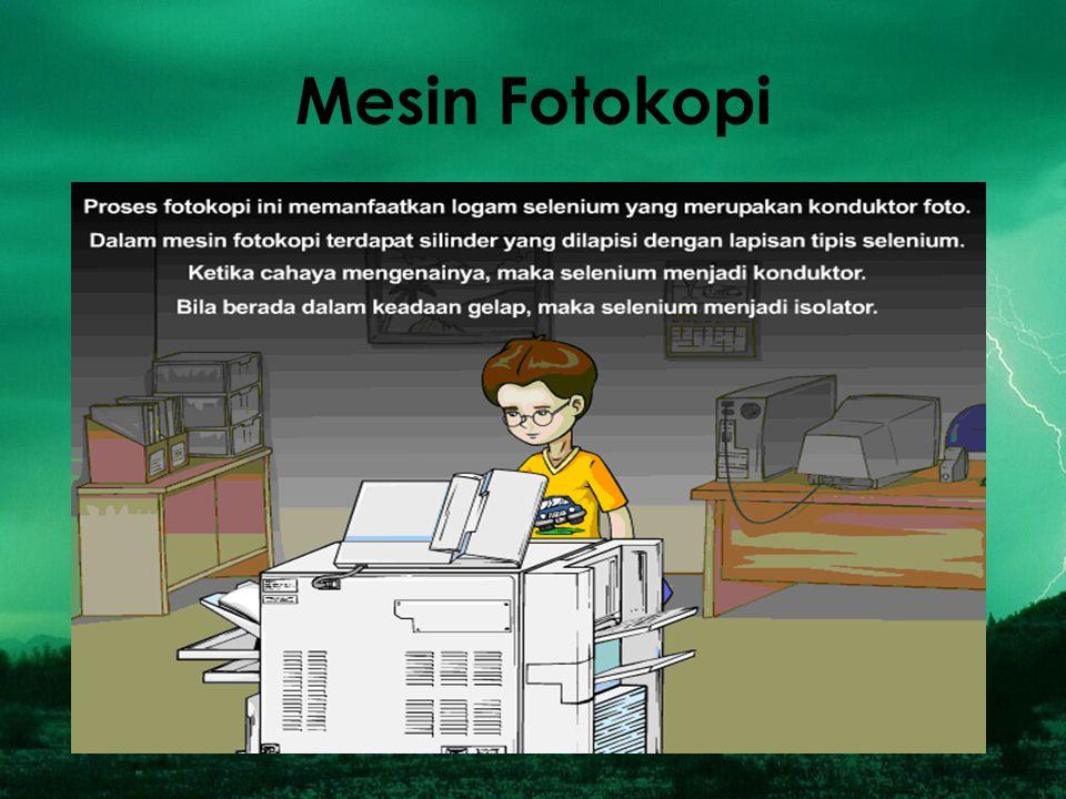 Mesin Fotokopi