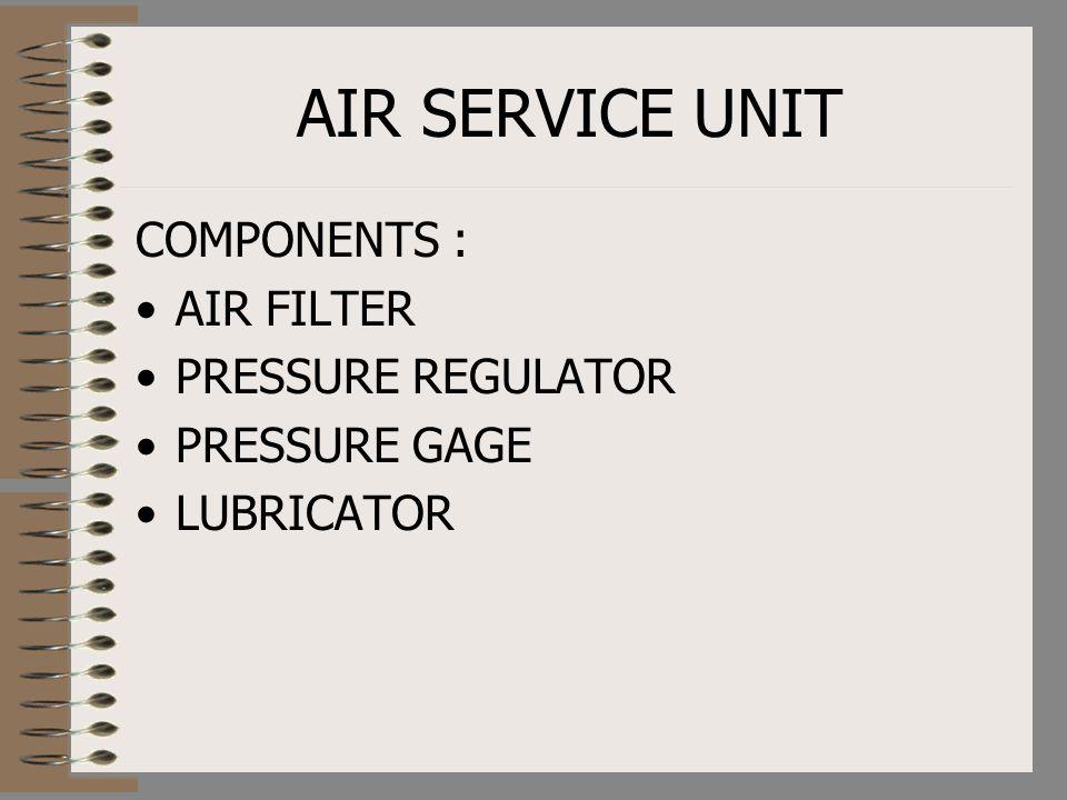 AIR SERVICE UNIT
