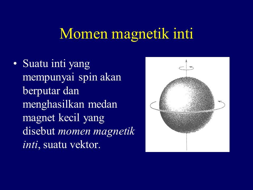 Ikhtisar geseran kimia berbagai jenis proton