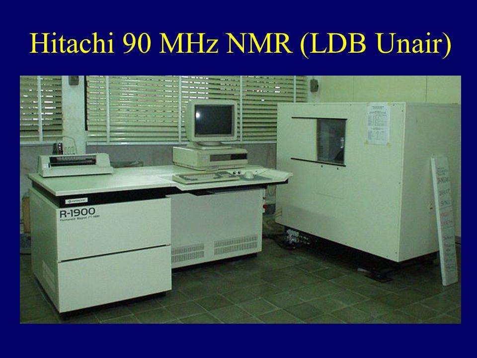 Spektrum 1 H NMR