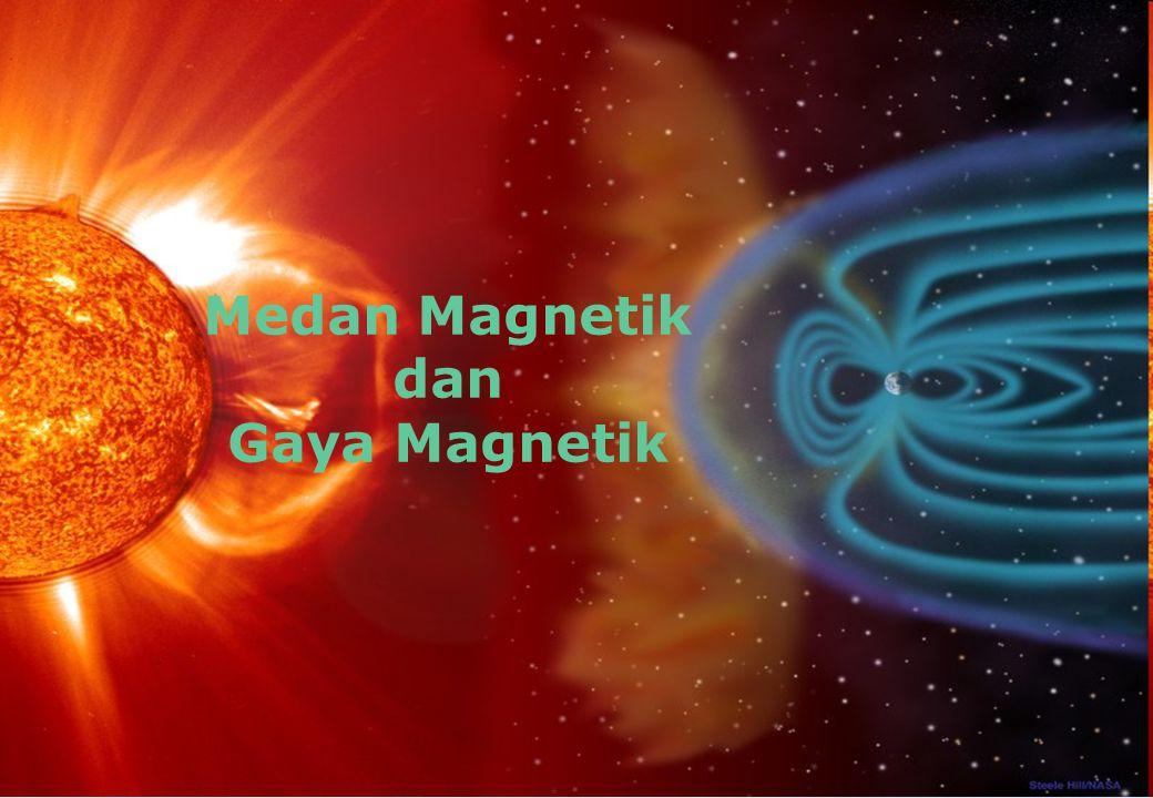 Medan Magnetik dan Gaya Magnetik