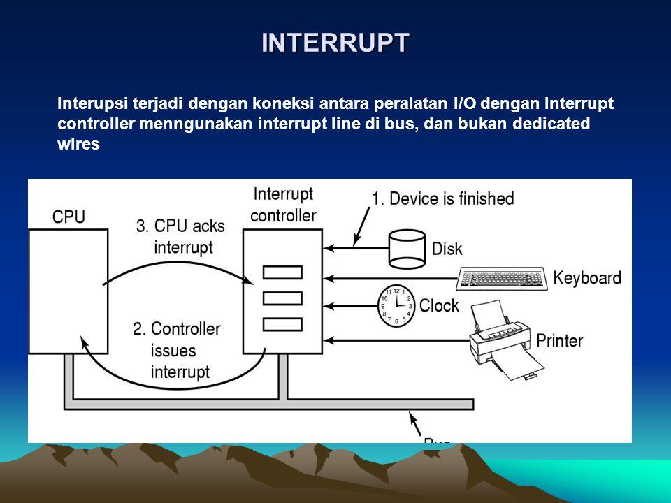 14 Interrupts Interrupt processing hardware on a 32-bit Intel PC